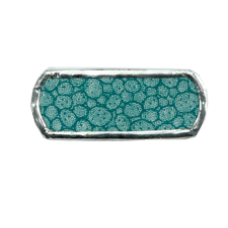Abstract Patterned Brooch.